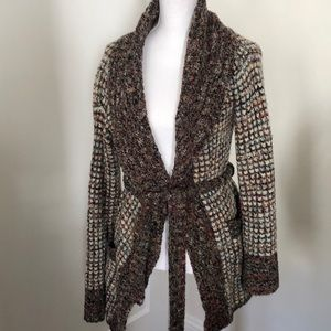 LeRoy Knitwear Vintage 1970's Cardigan